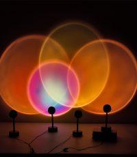 Sunset Lamp 3