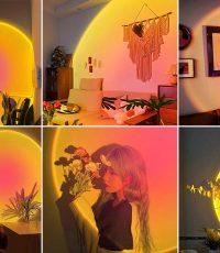 Sunset Lamp 4