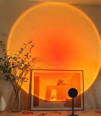 Sunset Lamp 5
