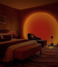 Sunset lamp 8
